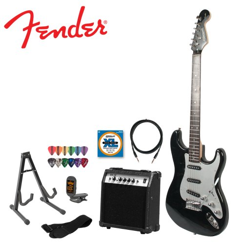 Fender Starcaster Electric Guitar Pack With And Accessories Al Instruments