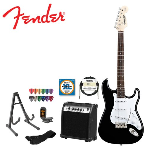 fender starcaster electric guitar kit. Black Bedroom Furniture Sets. Home Design Ideas